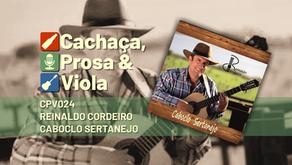 CPV024 - Reinaldo Cordeiro Caboclo Sertanejo