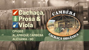 CPV003 – Alambique Cambéba – Alexânia – GO