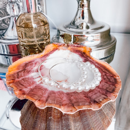 Mother of Pearl Jewelry Dish