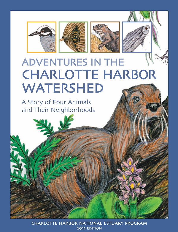 Adventures in the Charlotte Harbor Watershed Cover