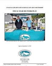 2021 CHNEP Workplan Cover