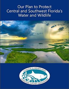 Cover of the summary of the 2019 Comprehensive Conservation and Management Plan