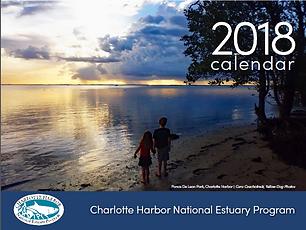CHNEP 2018 Calendar Cover