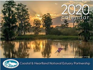 CHNEP 2020 Calendar cover