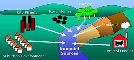 Funding for Non-point Source Pollution BMPs