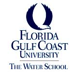 Florida Gulf Coast University The Water School Logo