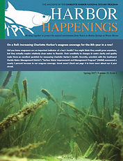 CHNEP Spring 2017 Harbor Happenings Magazine Cover