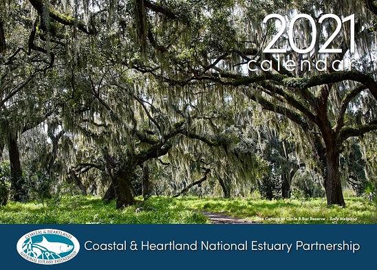 2021 Nature Calendar Cover