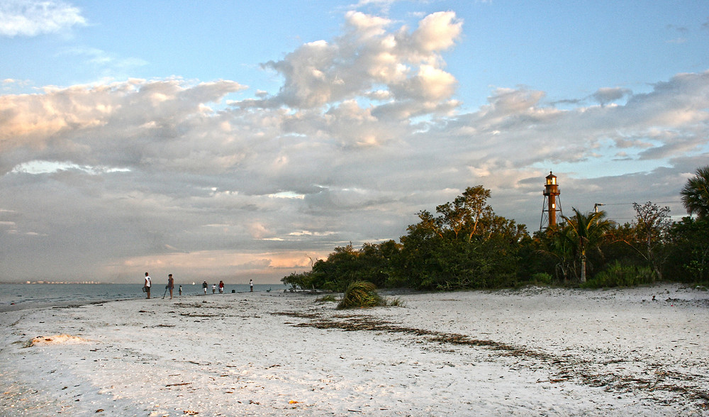 Picture of the beach in Southwest Florida