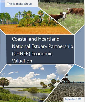 CHNEP Economic Valuation Report Cover