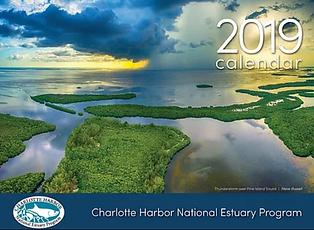 CHNEP 2019 Calendar Cover