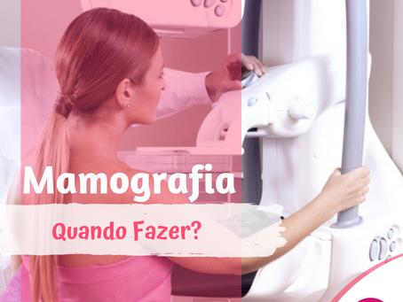 Mamografia: Quando Fazer?