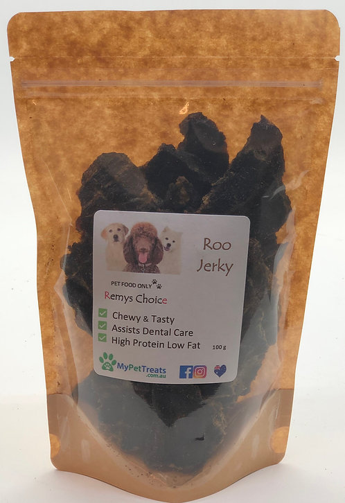 Roo Jerky - Premium Australian