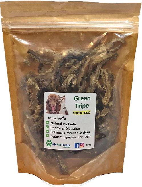 Green Beef Tripe - (Super Food) Australian - Value Pack