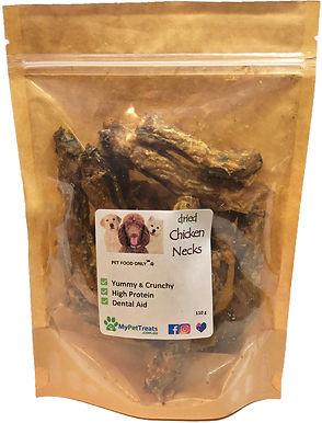 Dried Chicken Necks - Premium Australian