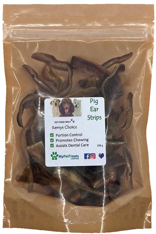 Pig Ear Strips - Premium Australian - Value Pack