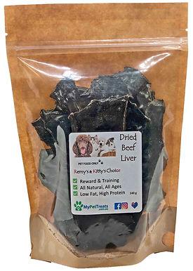 Dried Beef Liver - Premium Australian - Value Pack