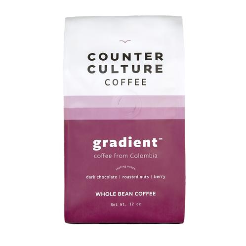Gradient  (Dark Chocolate, Berry, Roasted Nuts, Colombian)