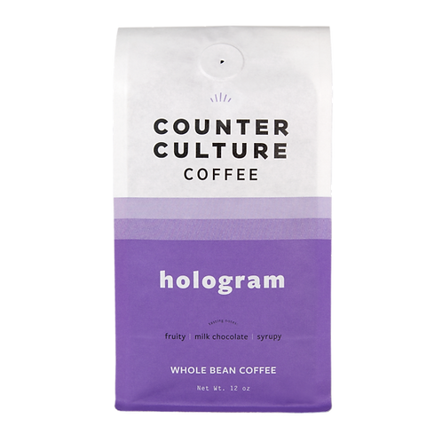 Hologram (Fruity, Milk Chocolate, Syrupy)