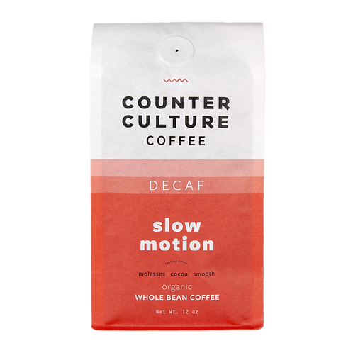 Slow Motion - Decaf - (Molassas, Coaco, Smooth)