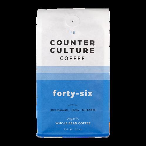 Forty-Six    (Dark Chocolate, Smokey, Full-Bodied)