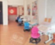 樂澄兒童成長書桌椅桃園門市實景, 店內環境, 桃園區寶慶路66號