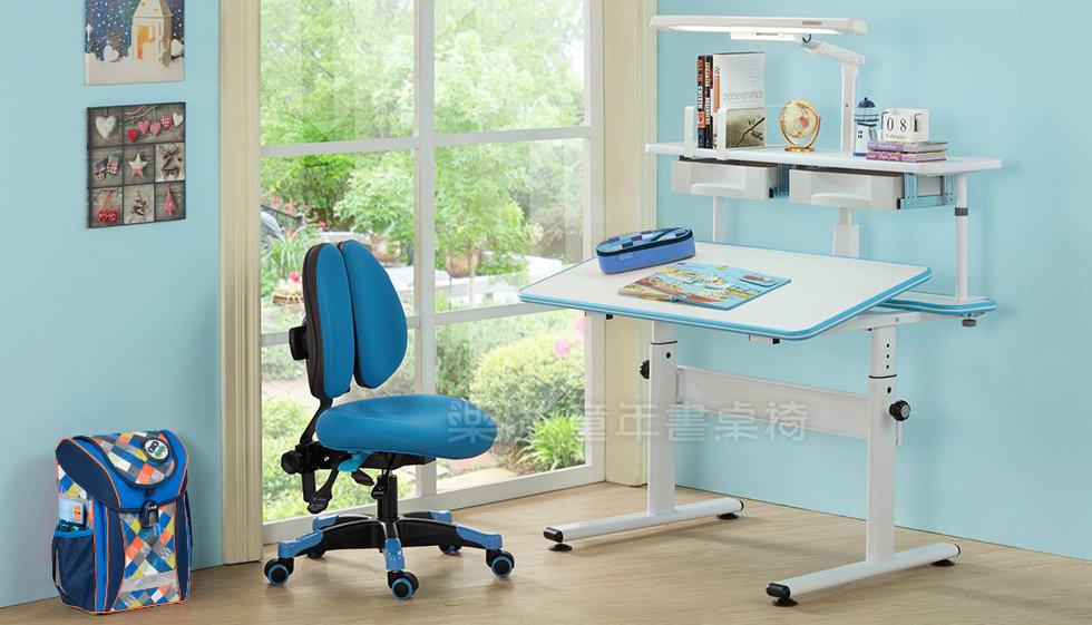 樂澄書桌 成長桌 彈扣 機械 Z2 Z3