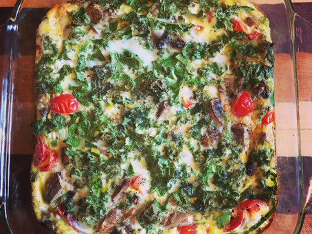 Kitchen Sink Frittata