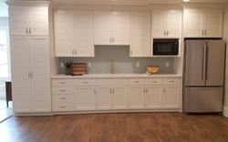 Utah white custom cabints kitchen