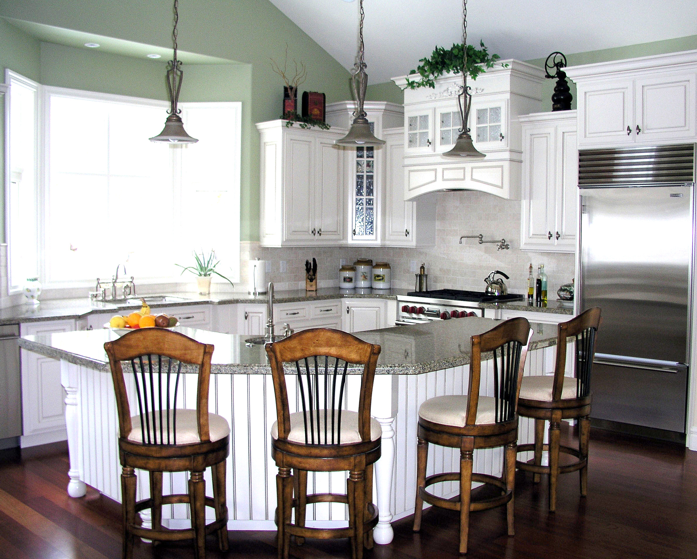 utah custom cabinets white kitchen 7
