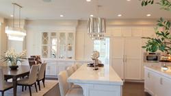 Utah white custom cabints kitchen 3