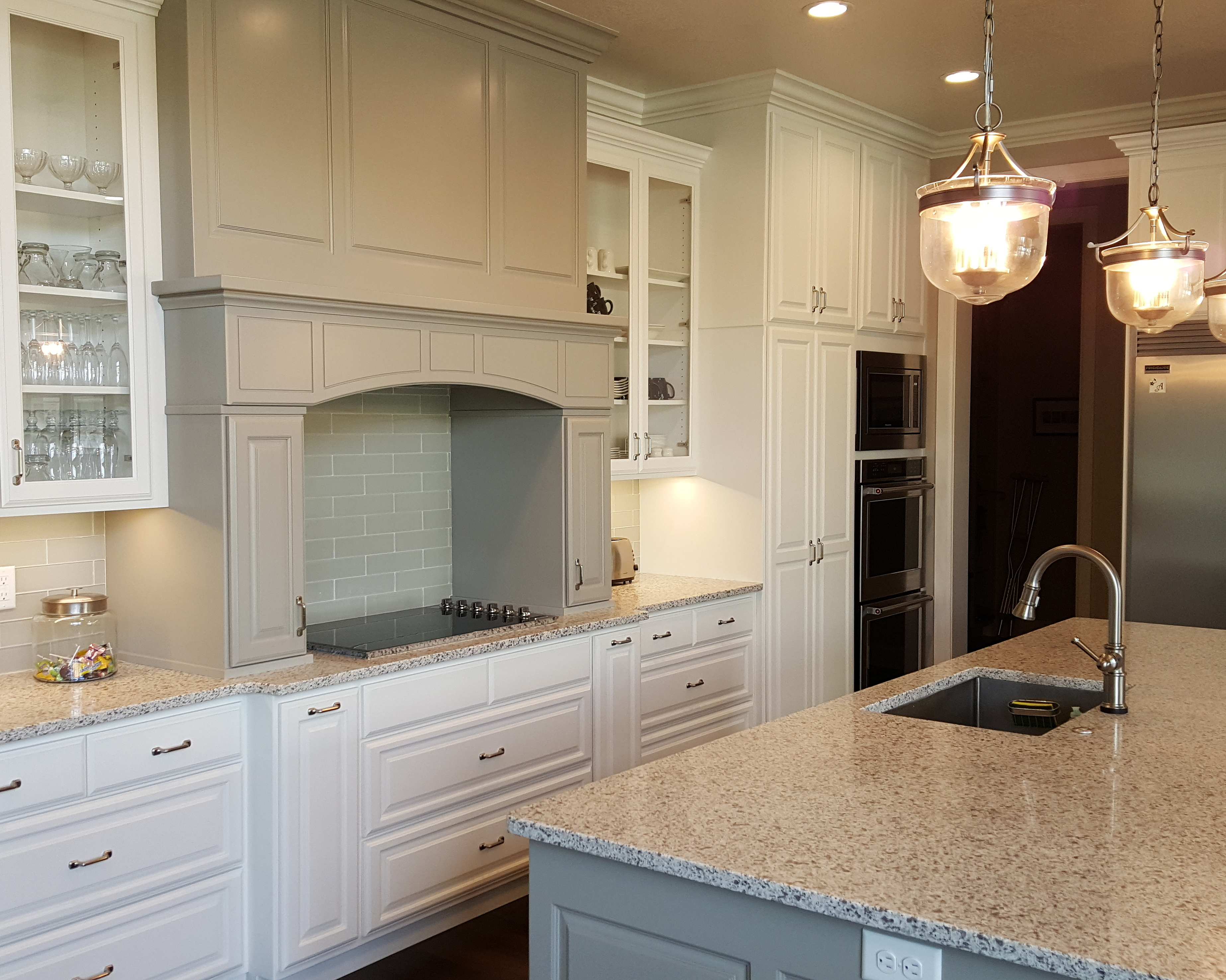 utah custom cabinets white kitchen 3