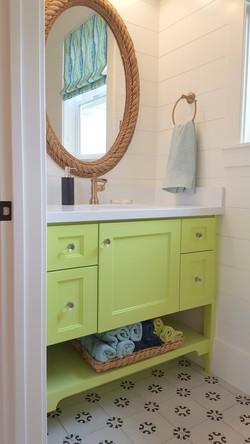 Utah custom cabinets vanity 2