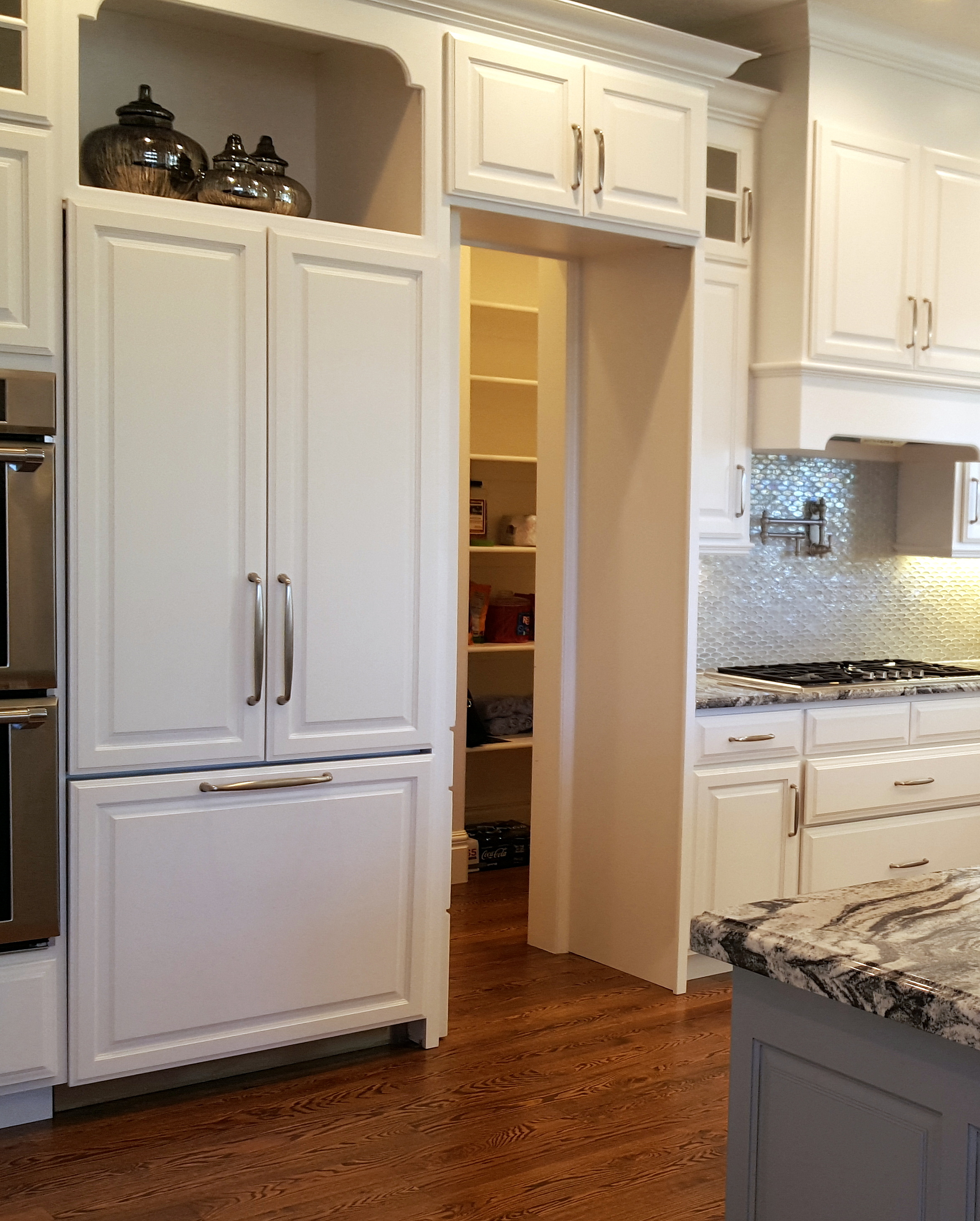 utah custom cabinets white kitchen 5
