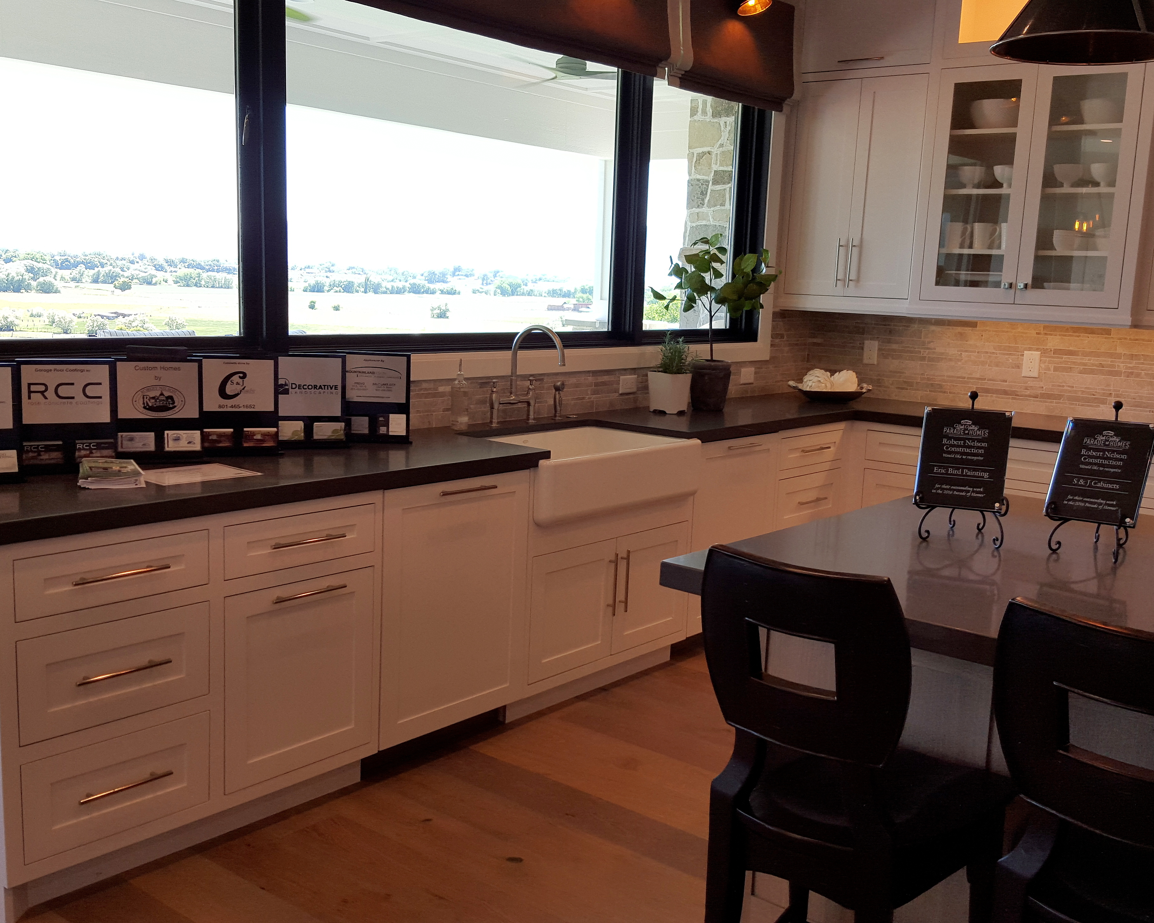 utah custom cabinets kitchen 7