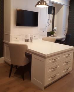 utah custom cabinets desk 2