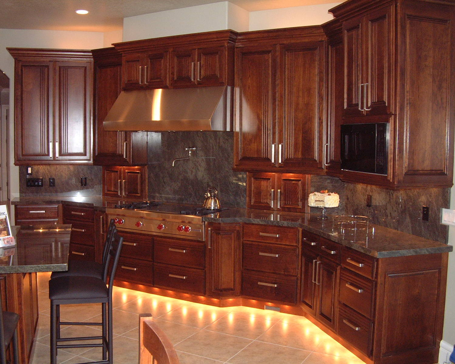 utah custom cabinets kitchen 17