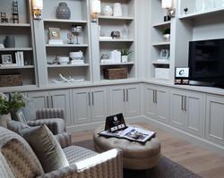 utah custom cabinets decorative shelves