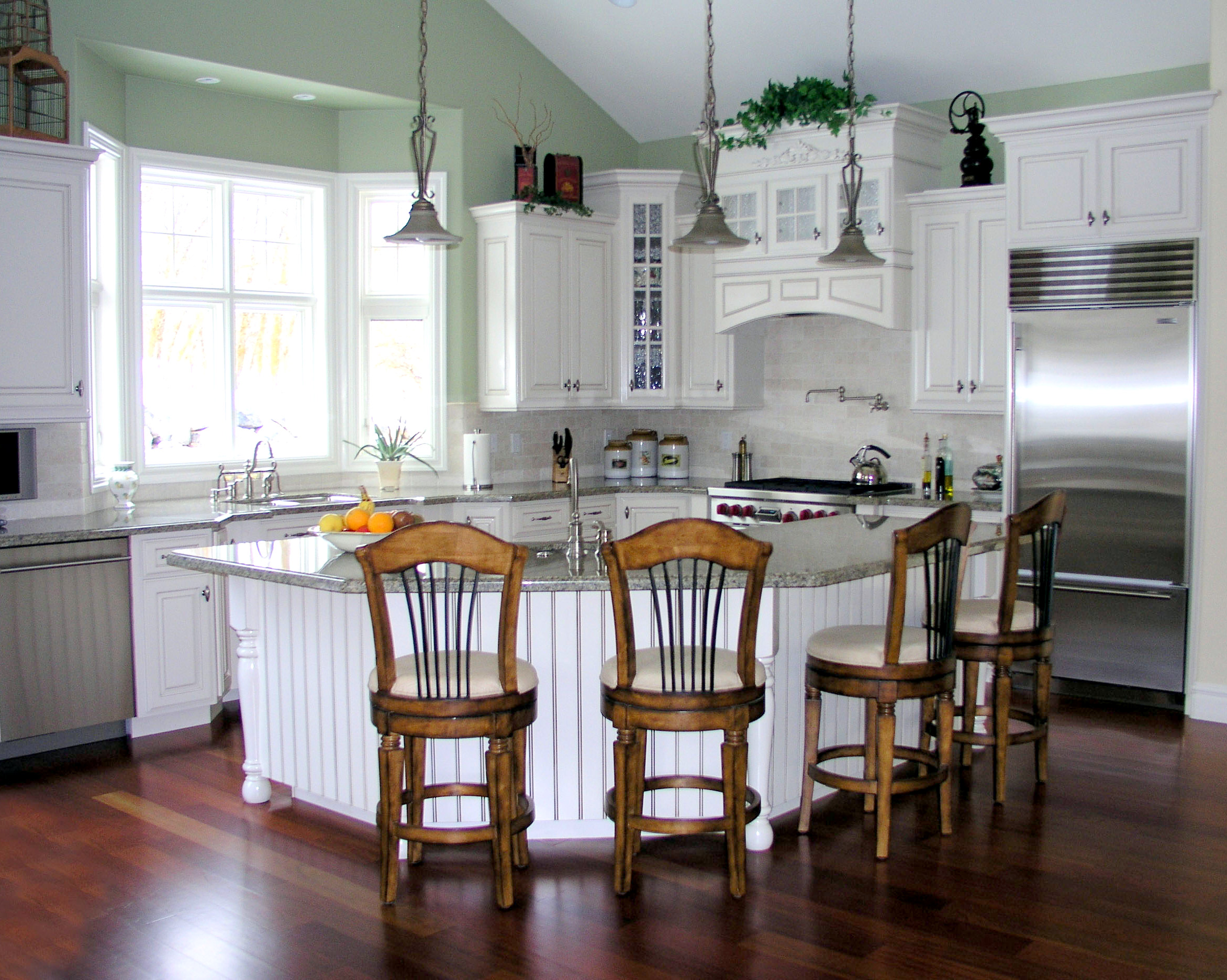 utah custom cabinets white kitchen 9