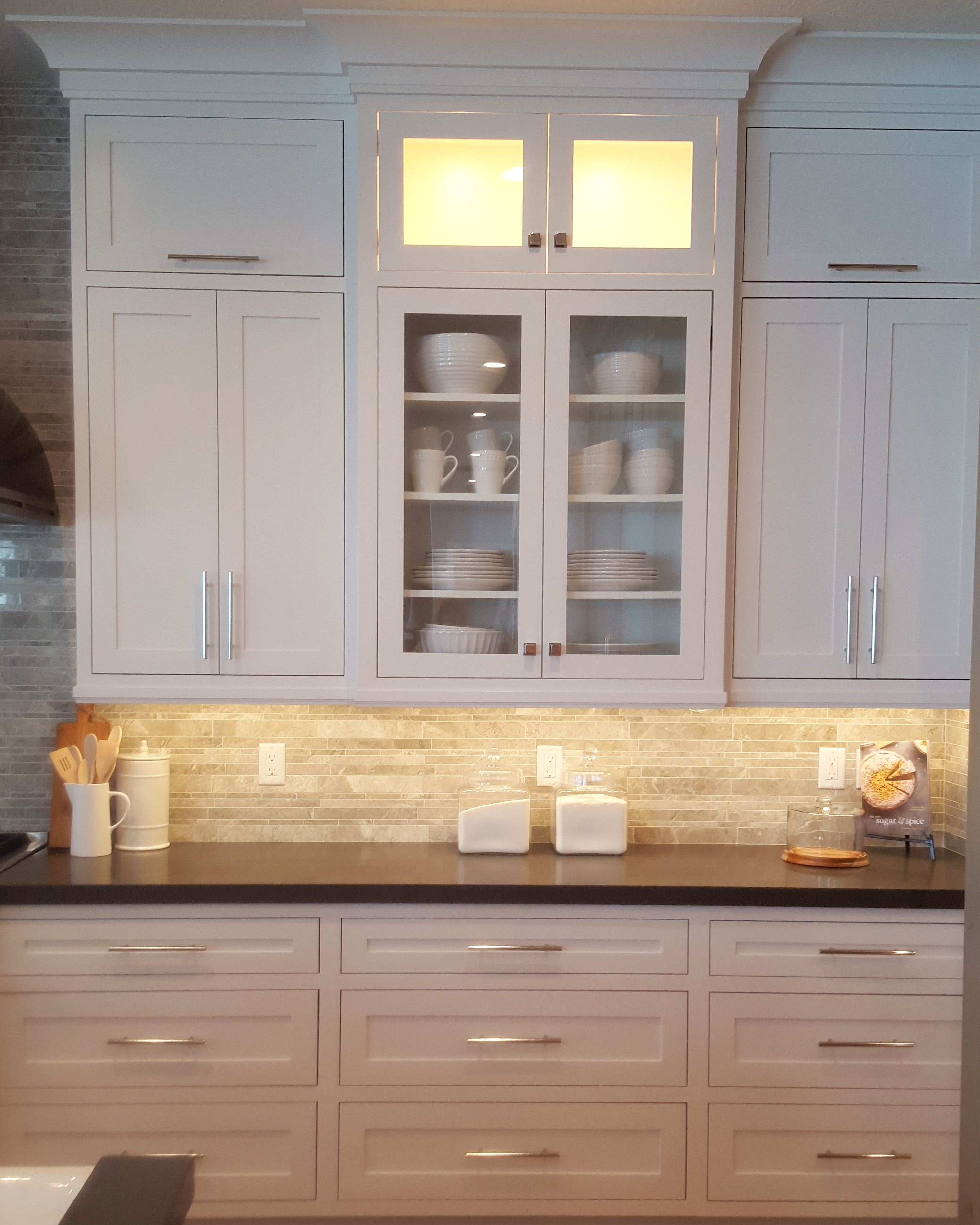 utah custom cabinets kitchen 15