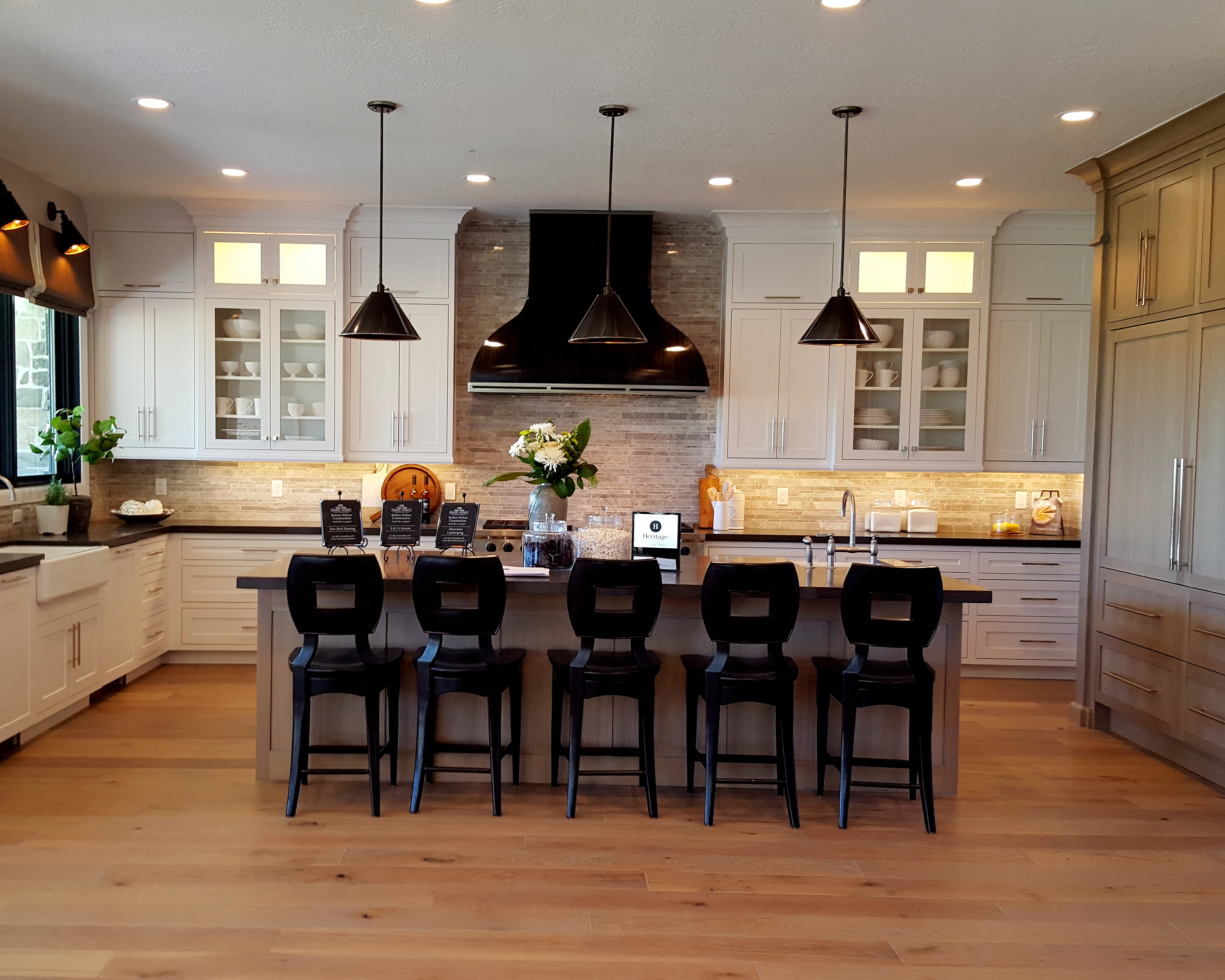 utah custom cabinets kitchen 6