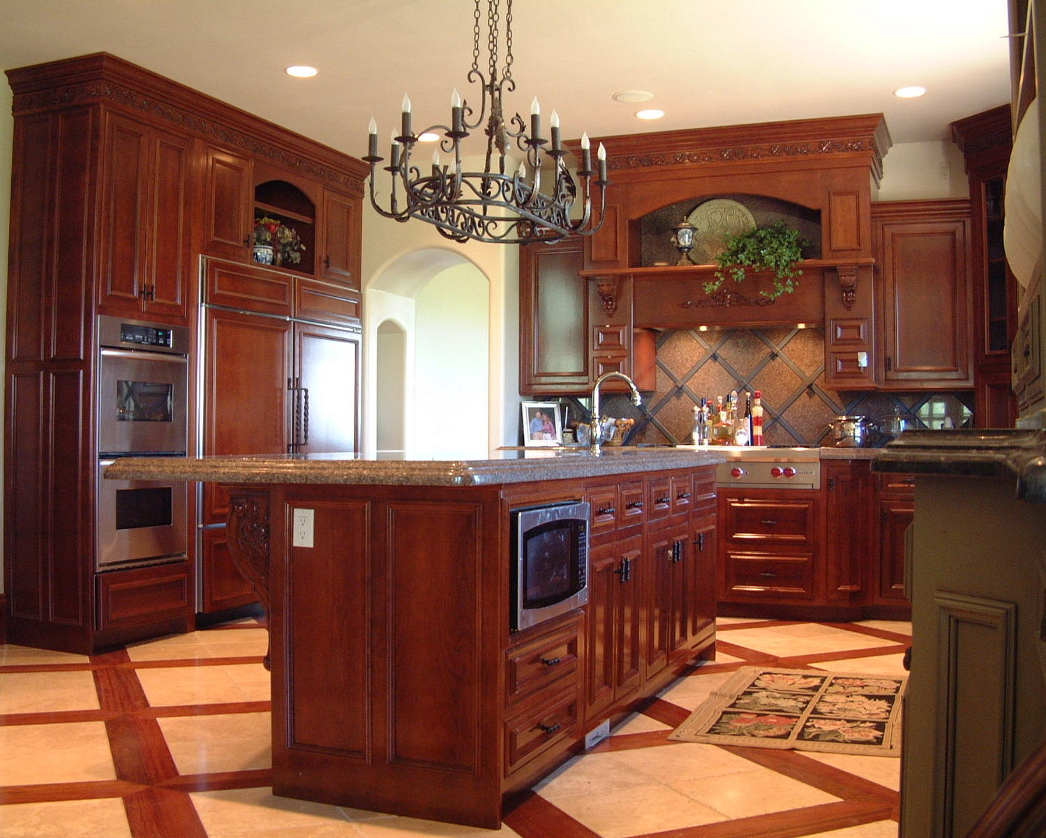 utah custom cabinets kitchen 20