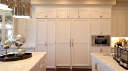 Utah white custom cabints kitchen 6