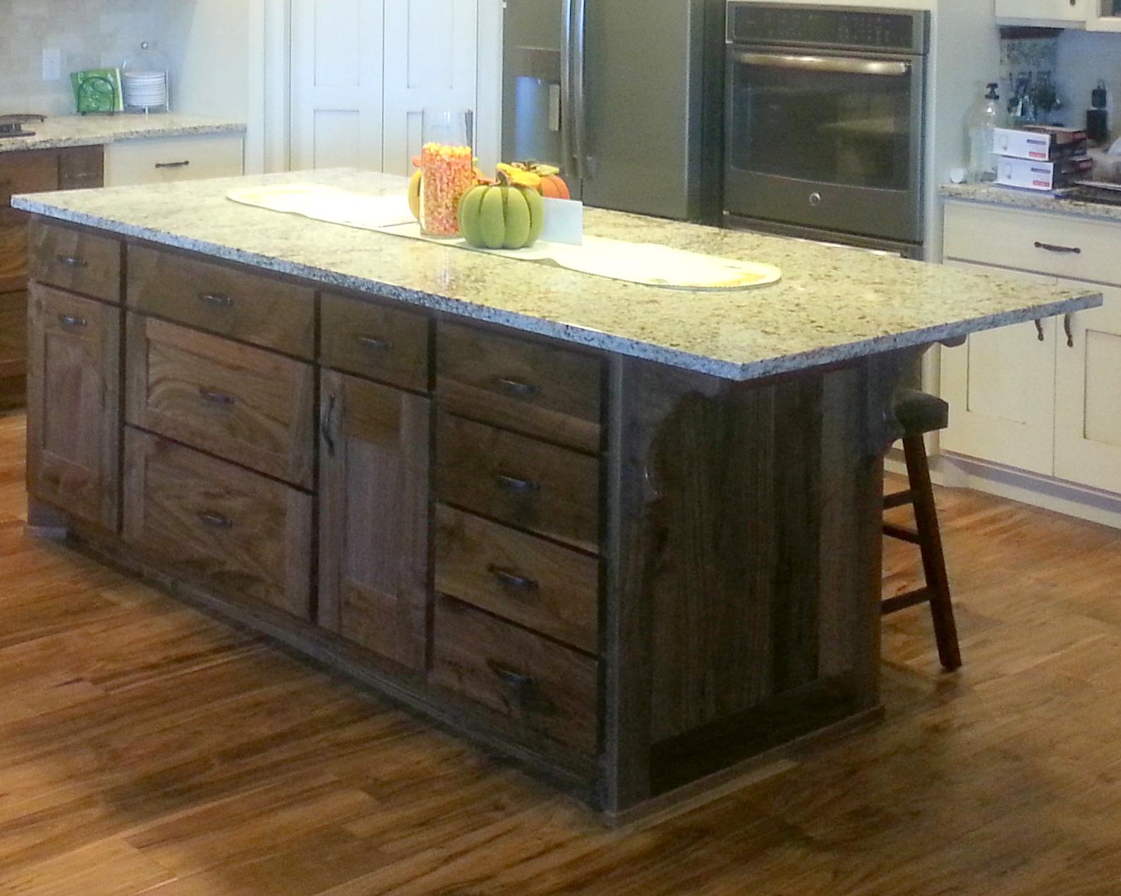 utah custom cabinets island 7