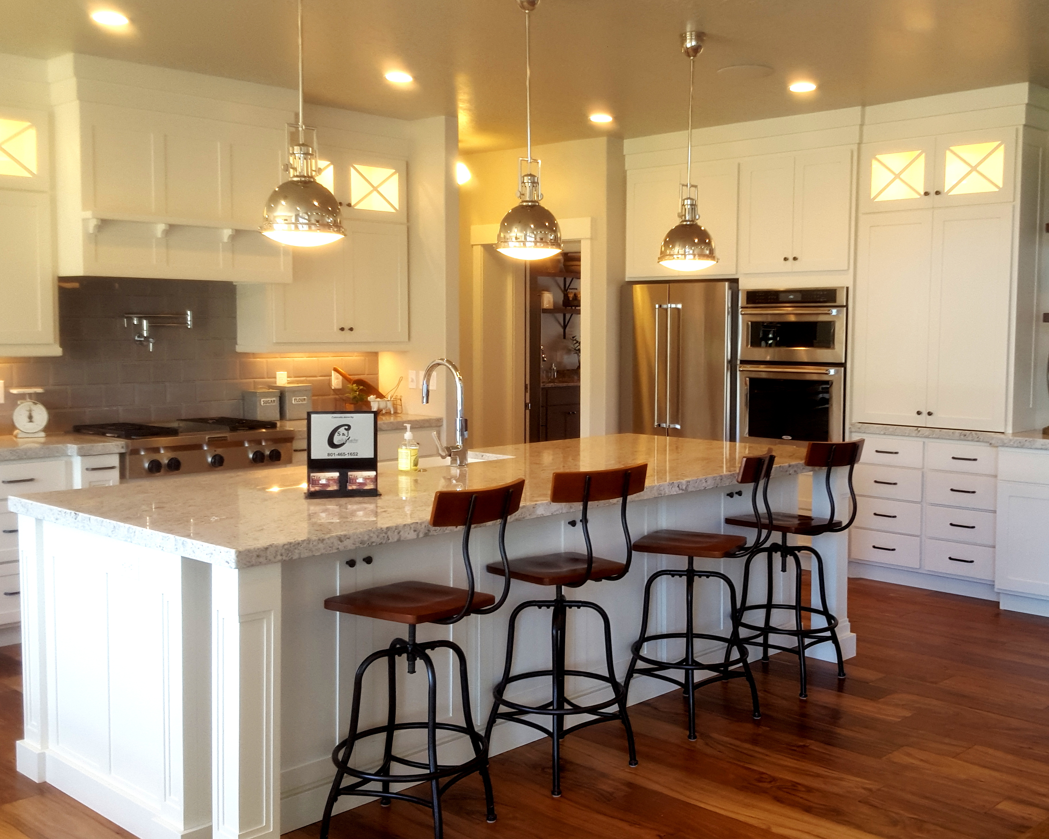 utah custom cabinets kitchen 10