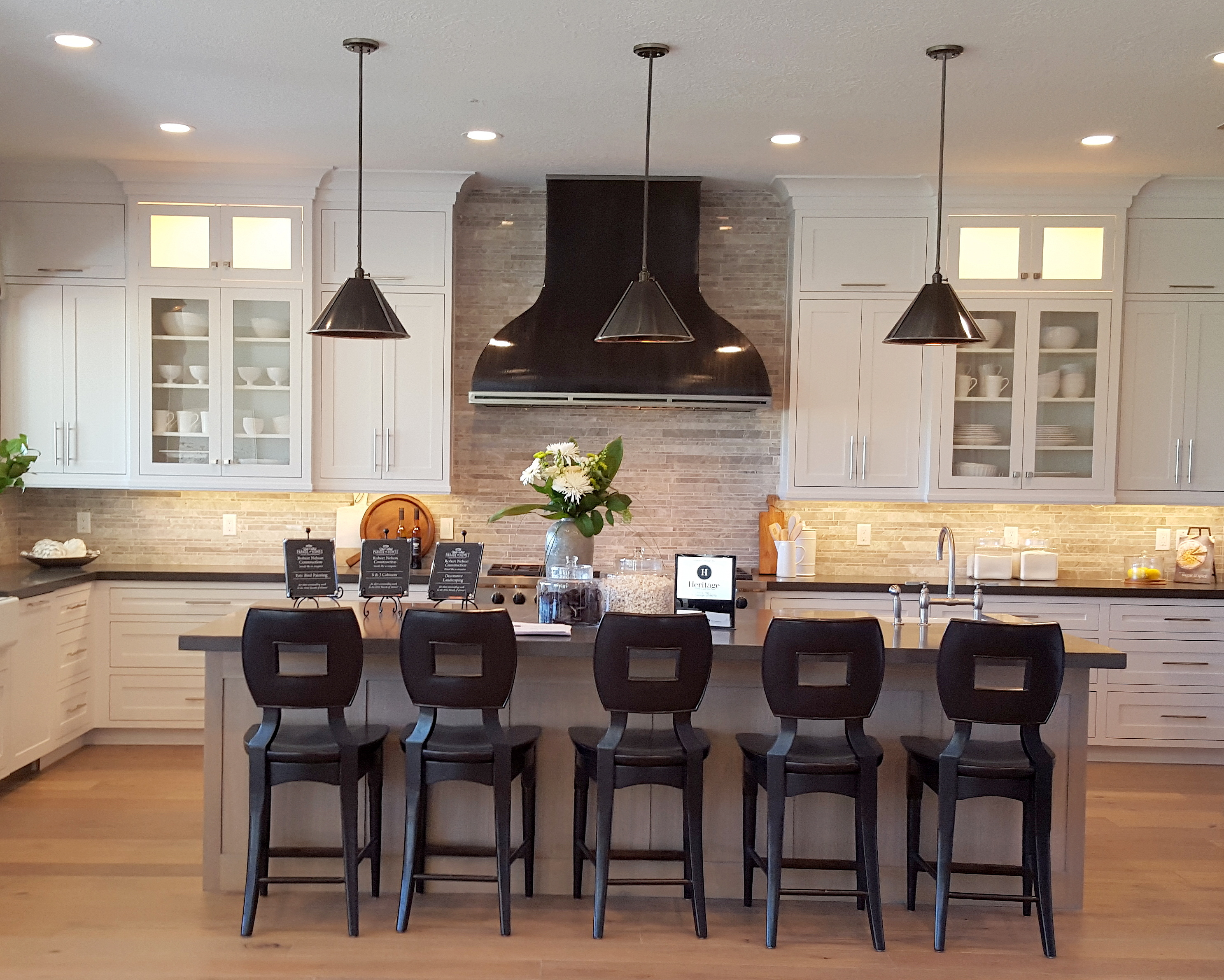 utah custom cabinets kitchen 5