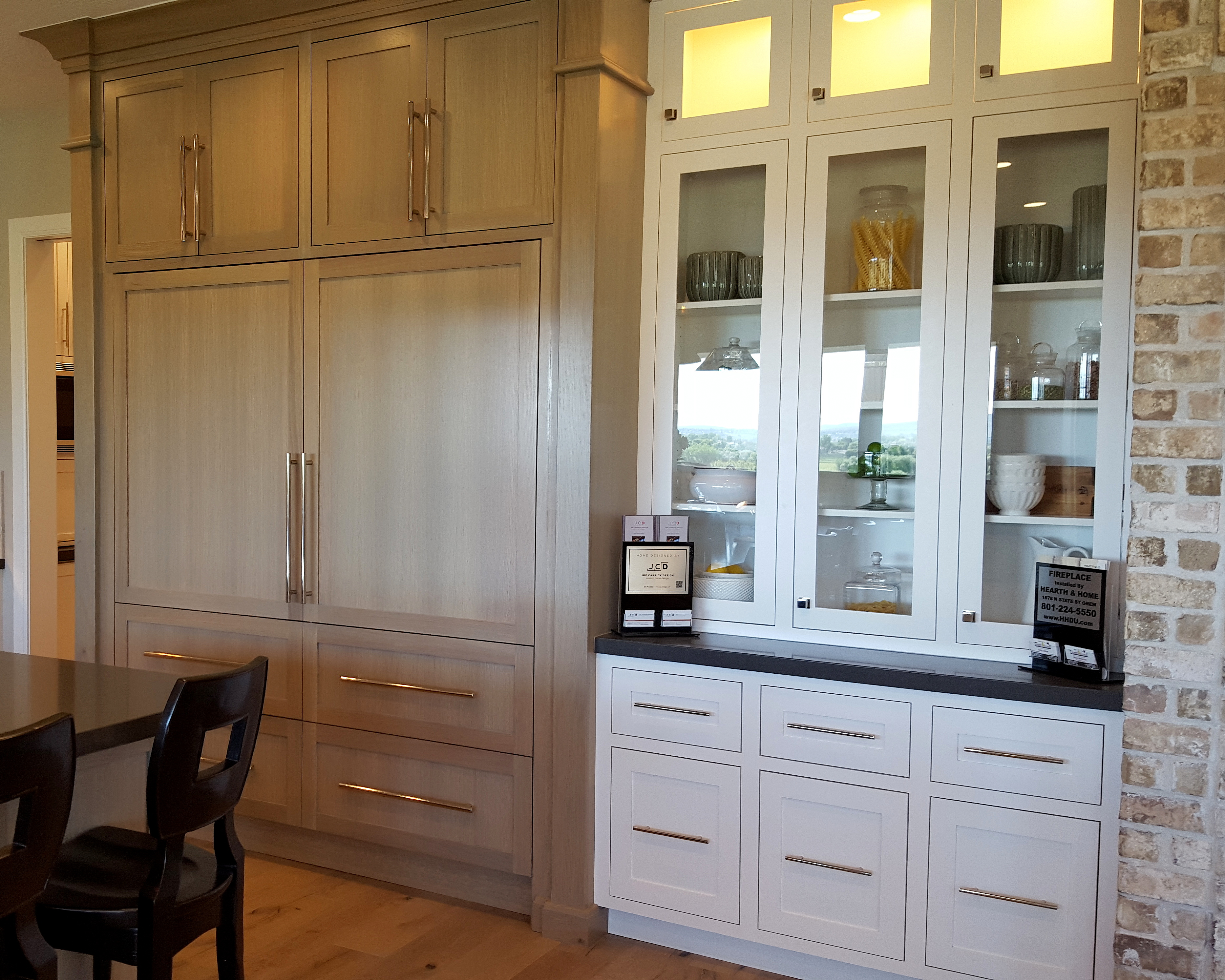utah custom cabinets kitchen 9