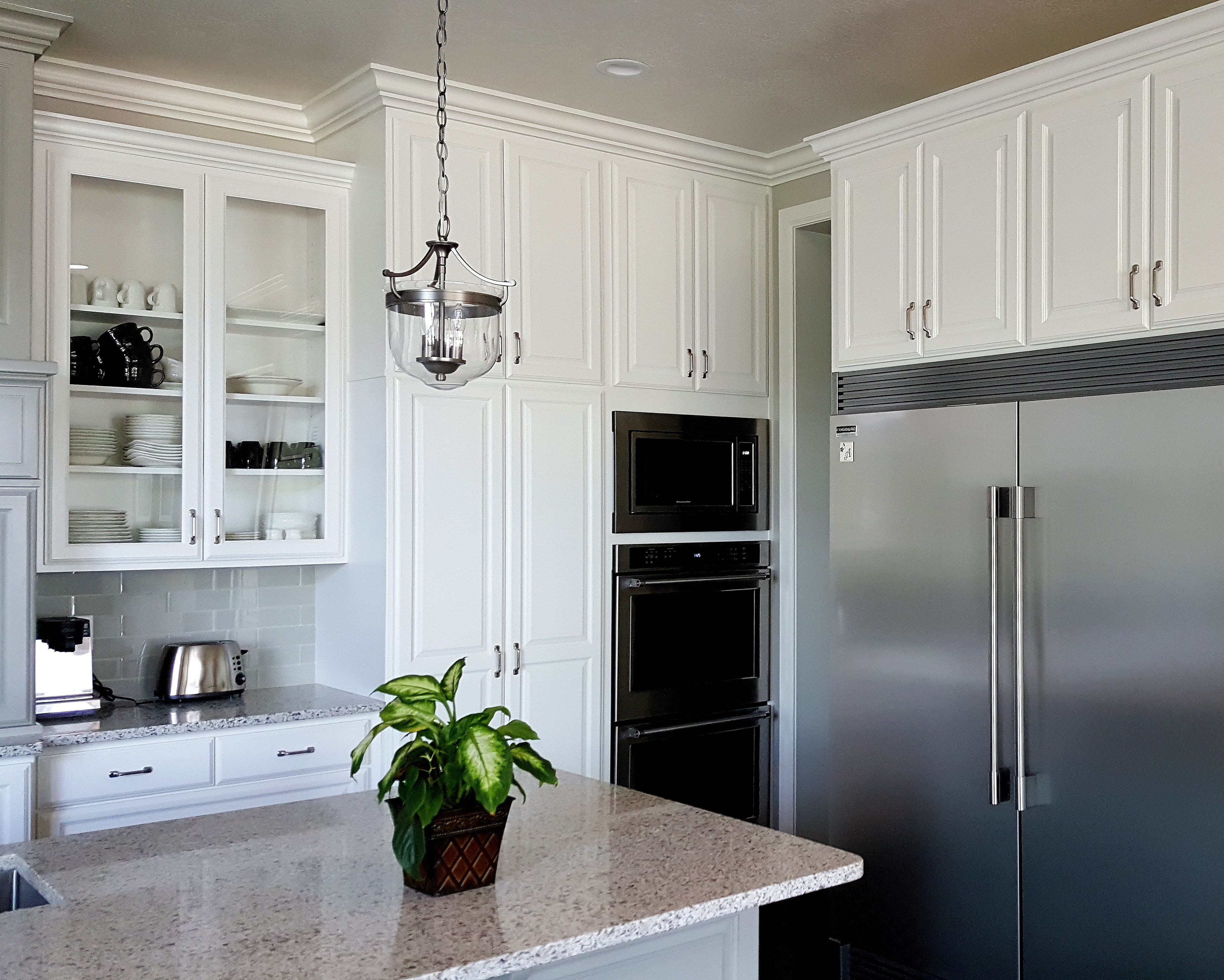 utah custom cabinets white kitchen 2