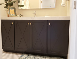 Utah custom cabinets vanity 3