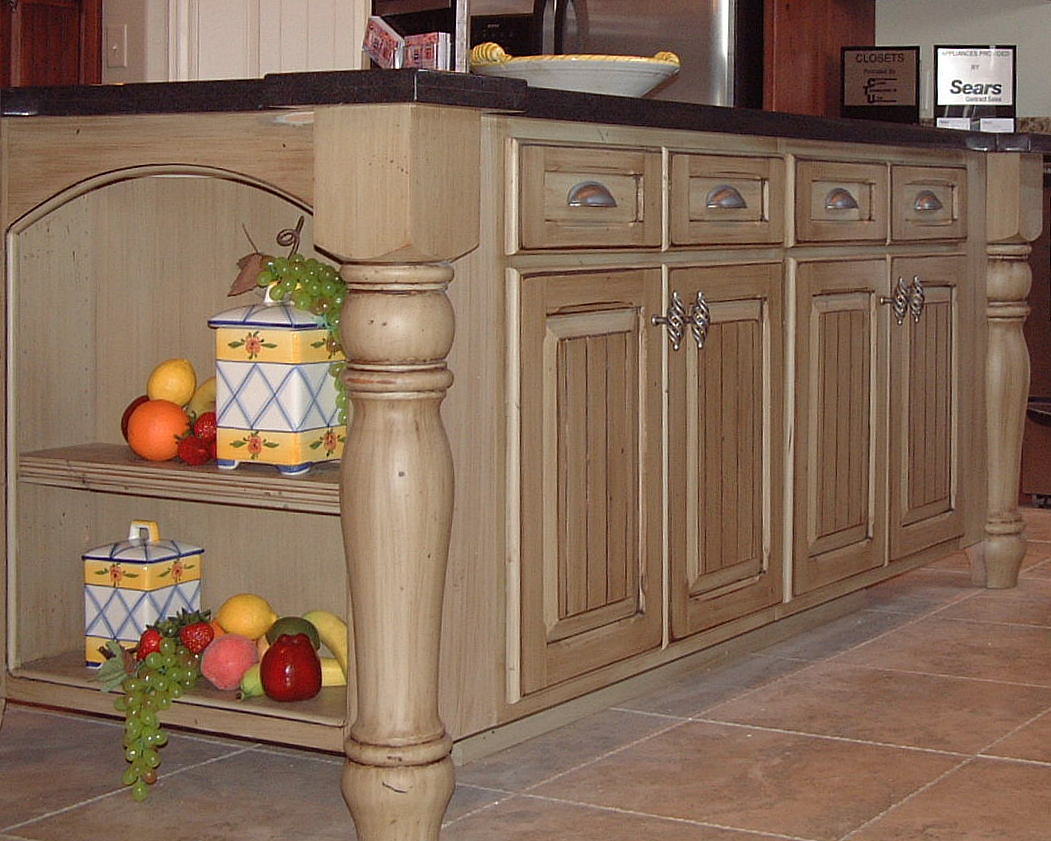 utah custom cabinets island 2